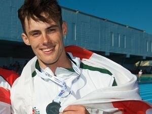 2019 Island Games silver medallist Joe Chadwick is shaping up well ahead of the 2020 outdoor season. (27261073)