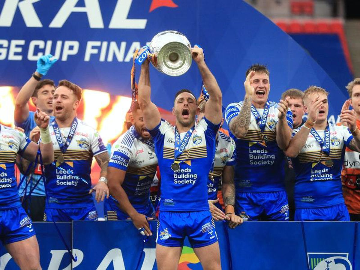 Luke Gale predicts Leeds Rhinos' cup victory will ignite new dynasty