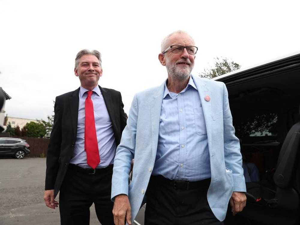 Sturgeon confident Corbyn will allow IndyRef2 | Local News - Clyde 1