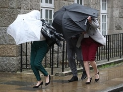 UK braced for wet and windy weather as Storm Atiyah sweeps in
