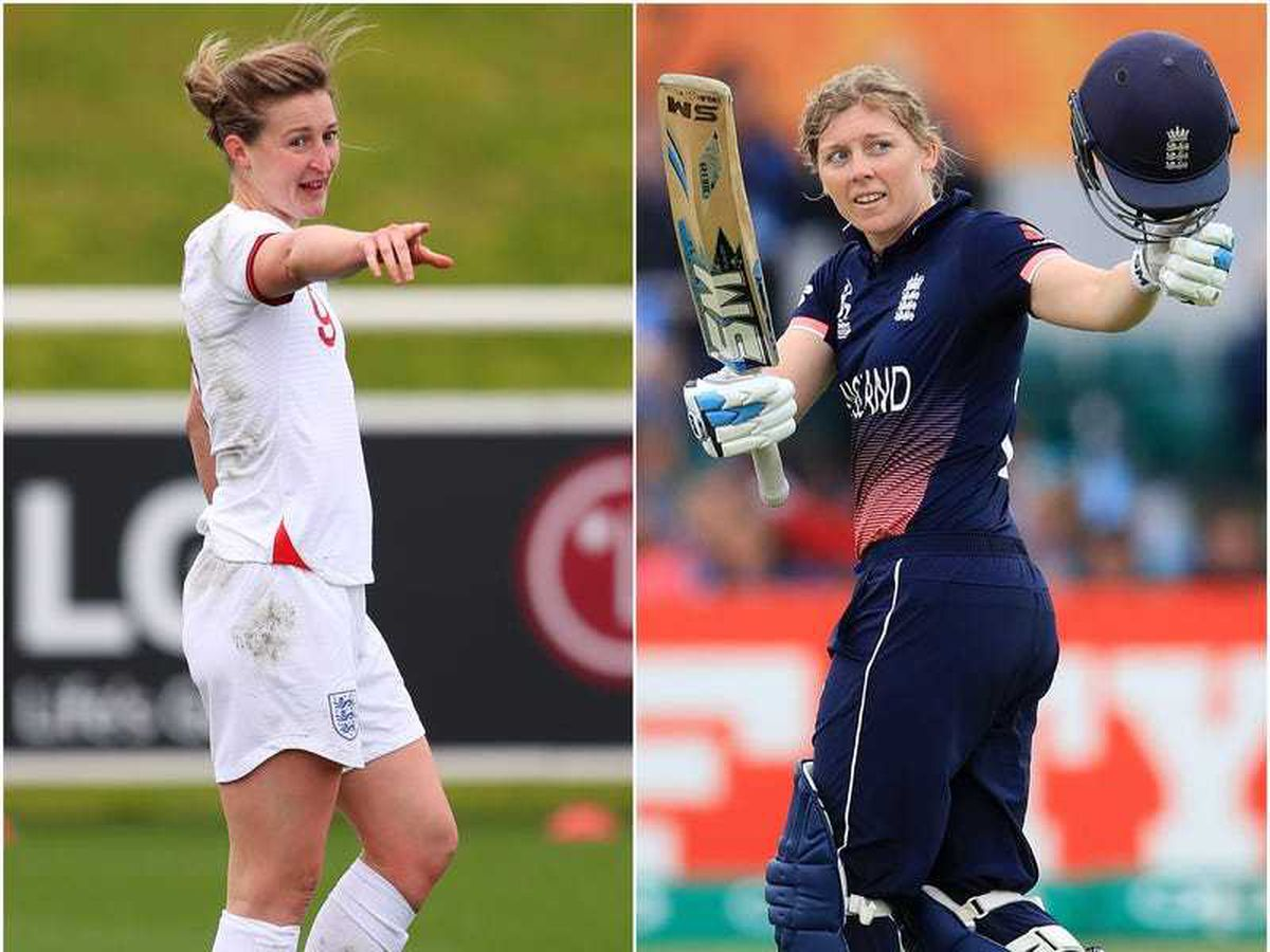 Successful day for England Women's stars – Tuesday's sporting social