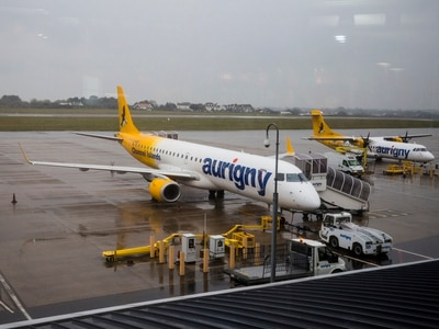 Aurigny 'consistently exceeding fare targets'