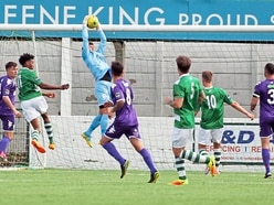Green Lions stuck to bottom of Bostik