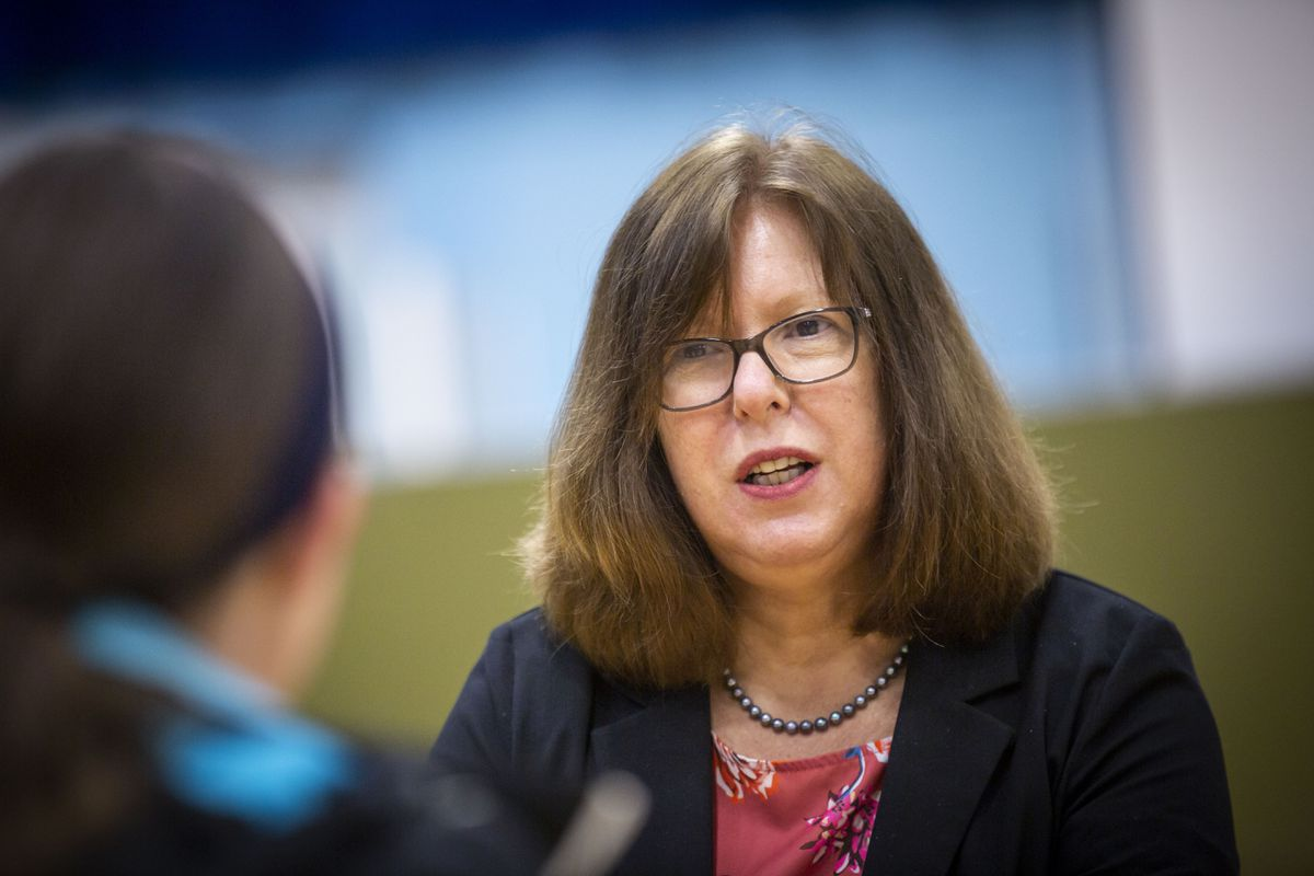 Director of Public Health Dr Nicola Brink. (Picture by Sophie Rabey, 29216323)