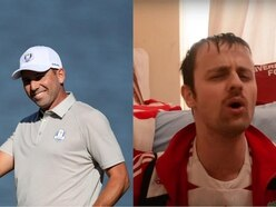 Sergio Garcia just gifted CL final tickets to one of Liverpool's biggest fans