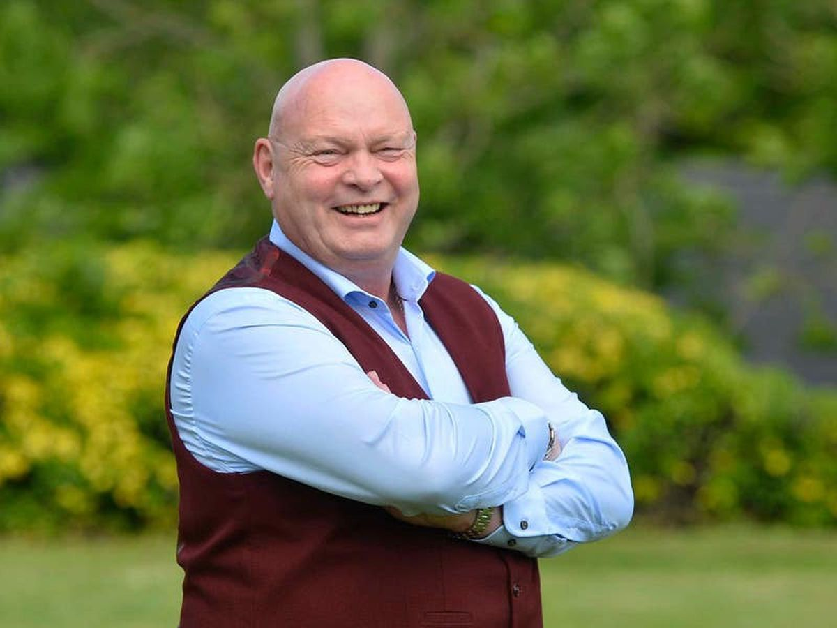 Veteran football manager left humbled by MBE honour