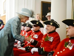 Camilla sends message of support to Chelsea Pensioners on Founder's Day