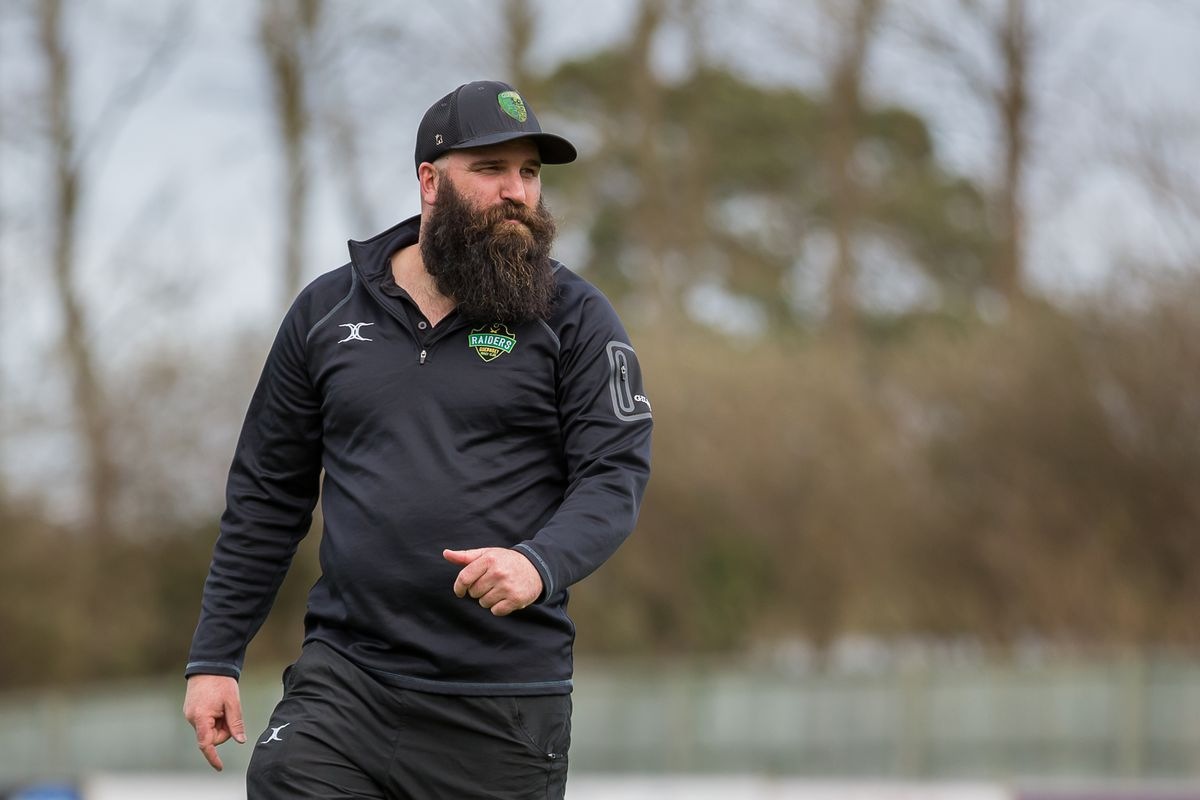 Guernsey Raiders director of rugby Jordan Reynolds. (Picture by Martin Gray, 29864251)