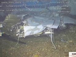 Wreckage of Sala and Ibbotson plane washed away