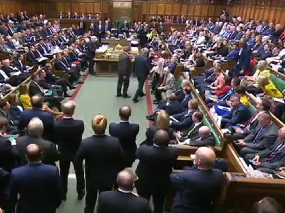 The Tories have just lost their working majority in Parliament