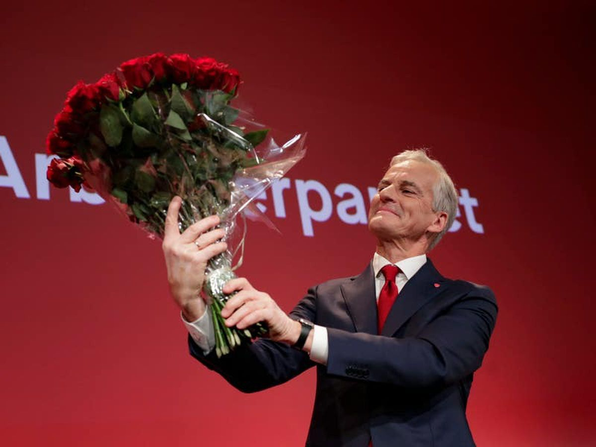 Labour leader poised to become Norway's new prime minister