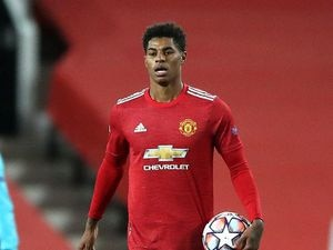 Rashford 'can't stop smiling' after school meals petition passes 1m signatures