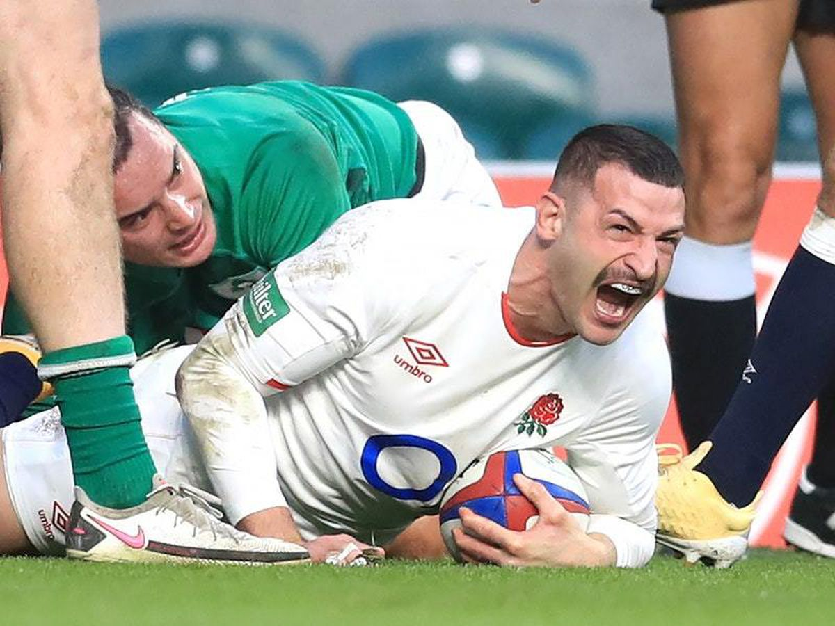 Eddie Jones backs Jonny May to chase down Rory Underwood's England try record