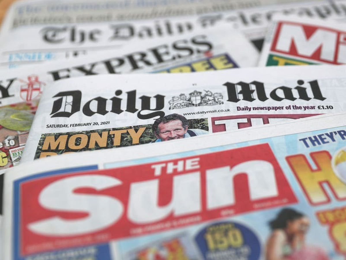 What the papers say – October 14