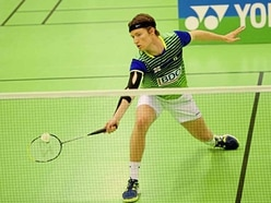 Mixed doubles gold tops off great week