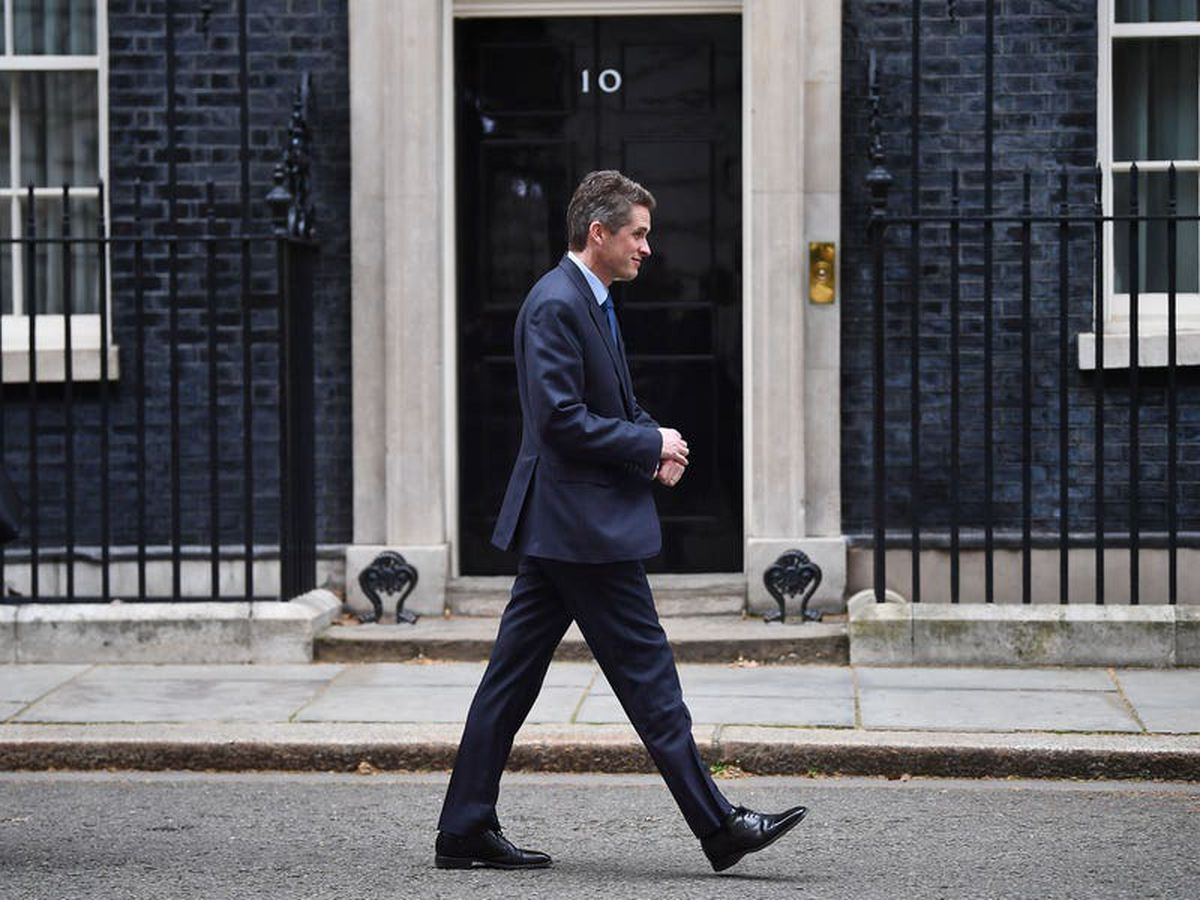 Williamson and Buckland out as Boris Johnson carries out Cabinet reshuffle