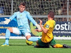 Last-minute goal sinks Green Lions