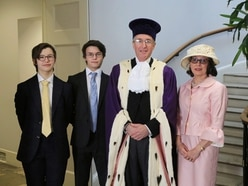 90th Bailiff installed at virtual ceremony