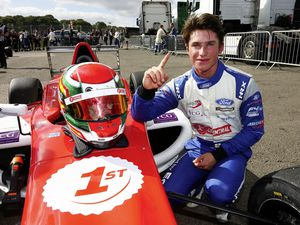 Seb Priaulx wins at Brands Hatch at the last meeting of the British F4 Championship season, 29/30-09-18 Picture by Jakob Ebrey Photography (22679520)