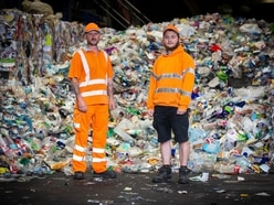 Recycling rate 'good start – but more can be done'