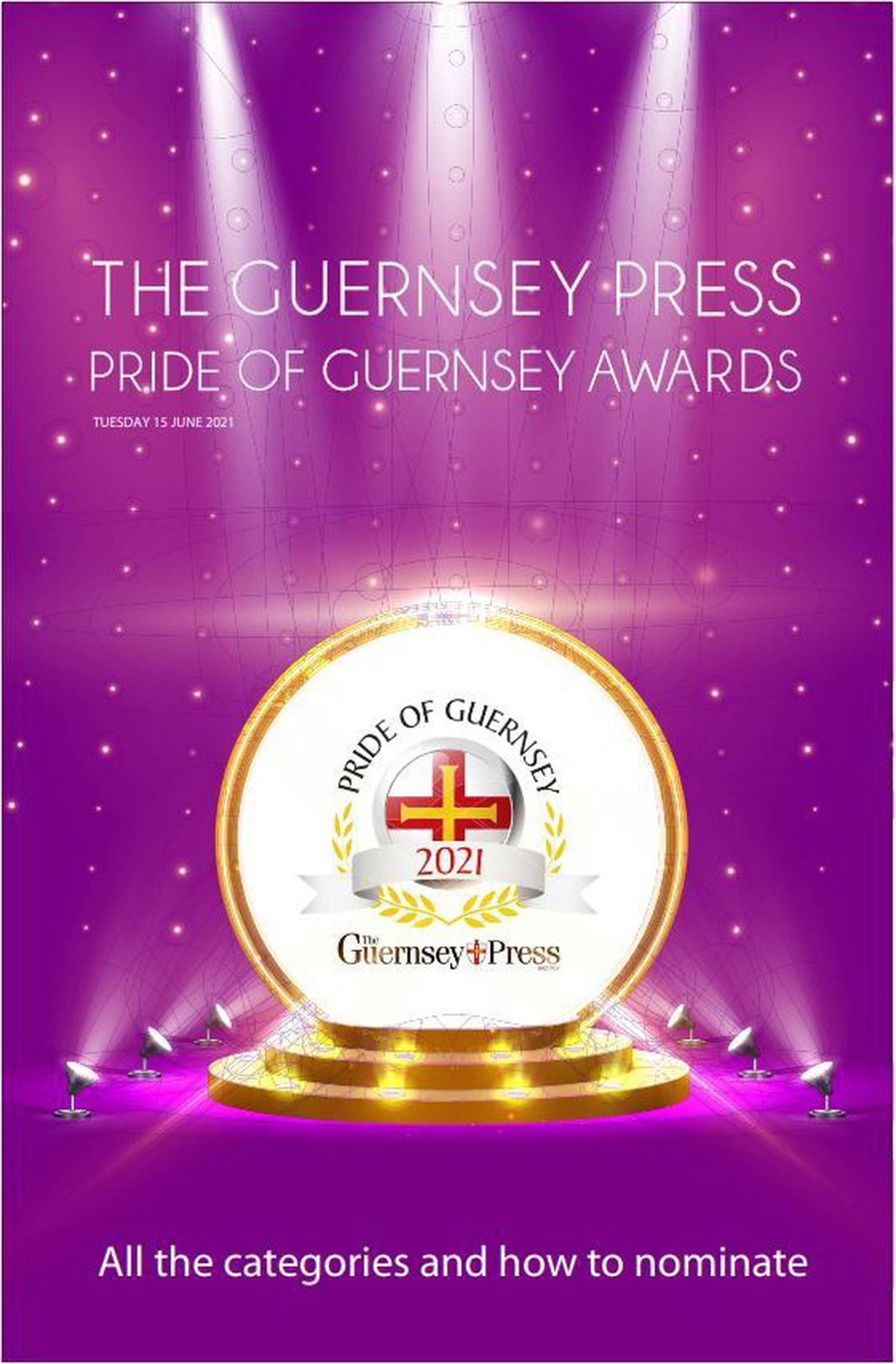 Pride of Guernsey. (29662199)