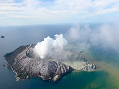 At least one killed as New Zealand volcano erupts