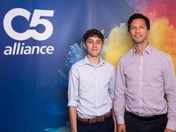 Rufus gains a C5 bursary