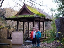 Japanese hut in park shut on safety grounds pending repairs