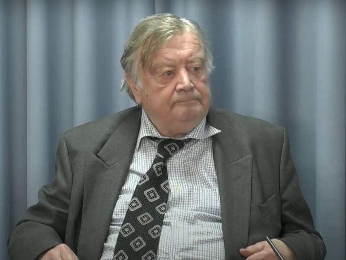 Inquiry chairman declines request to censure Ken Clarke over 'pompous' behaviour