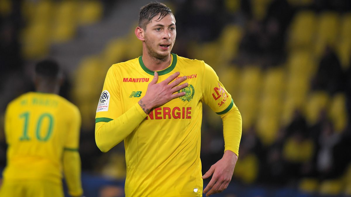 Emiliano Sala was involved in plane crash off Les Casquets in Alderney, north of Guernsey, two years ago today. (29145048)