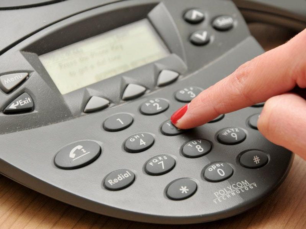 Some of the States helplines have been affected by a technical issue (29205055)