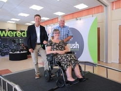 Islander invents revolutionary powered wheelchair – Ypush