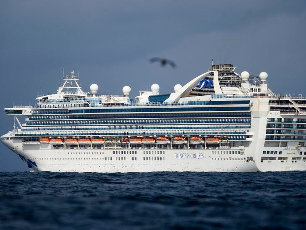 Princess Cruise ordered by CDC to hold ship at LA port