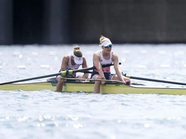 Helen Glover proud but keen to return home after missing rowing medal