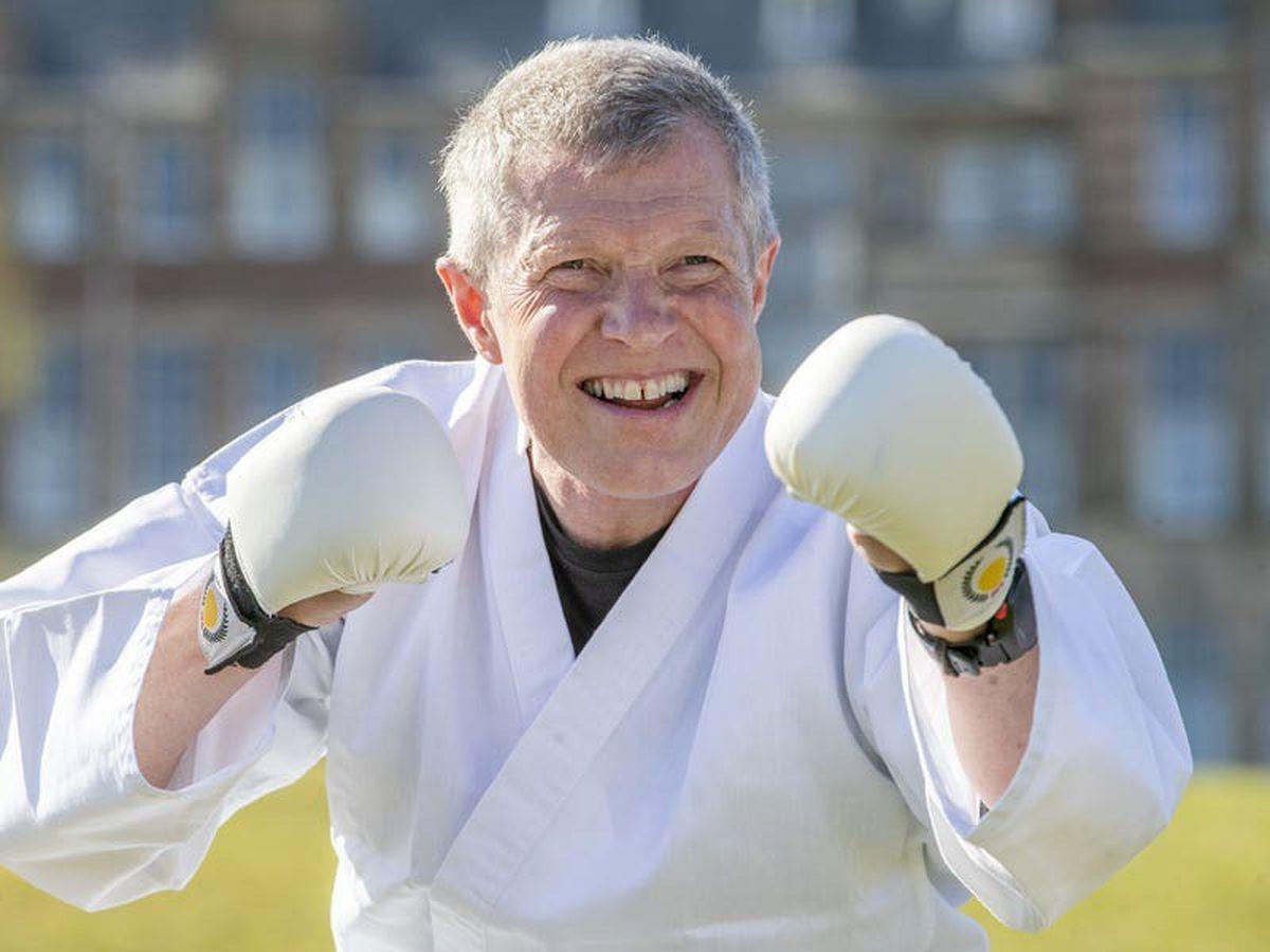 Scottish Lib Dem leader Willie Rennie optimistic ahead of Holyrood election