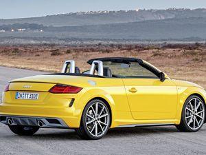 The new Audi TT (22106572)