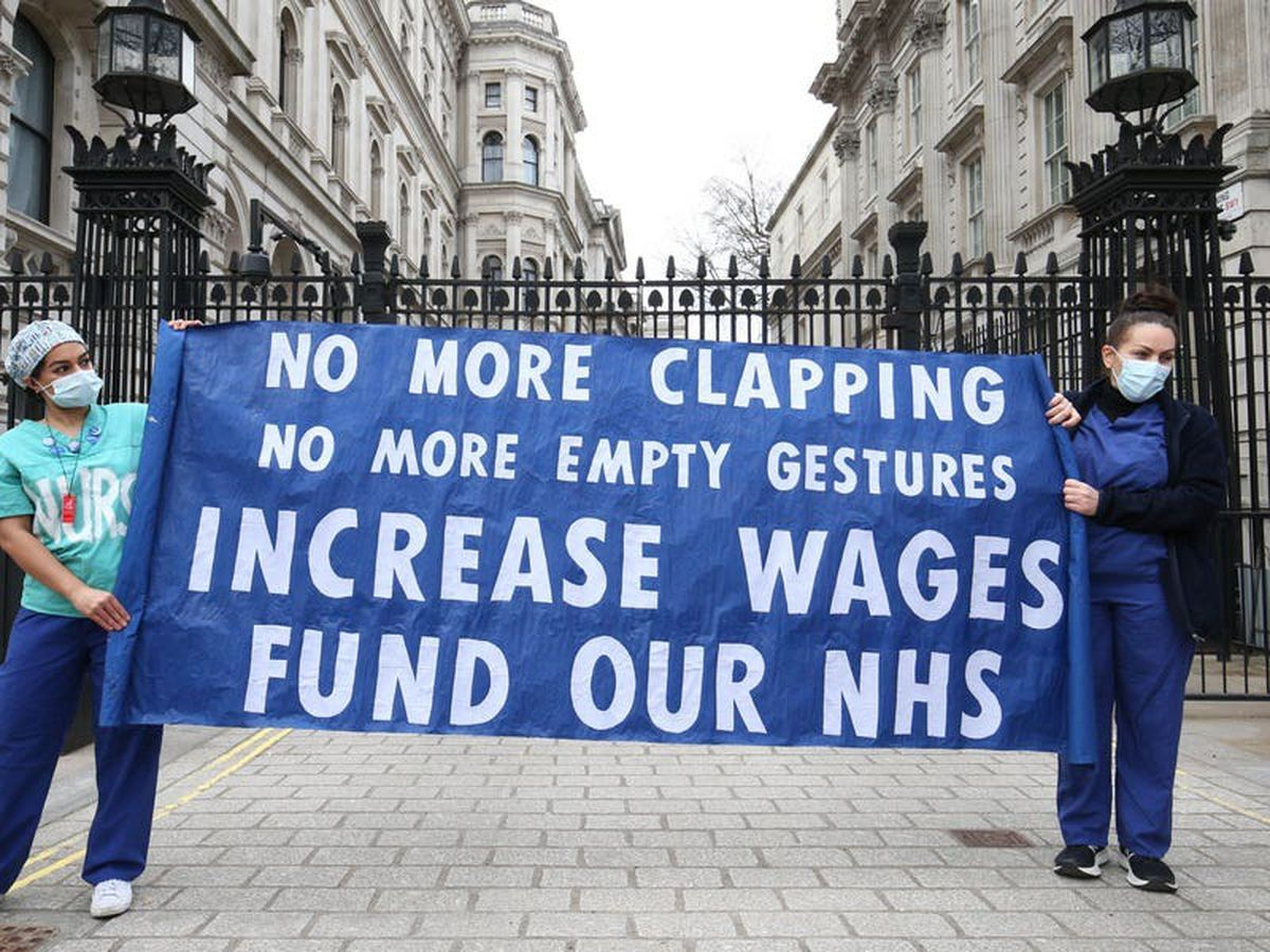 NHS pay rise: Who decides what nurses should be paid?