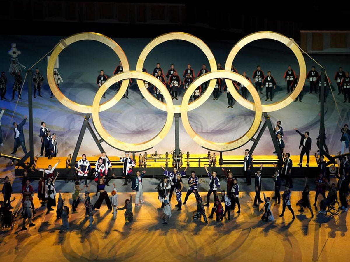 Tokyo 2020 Games open with ceremony short on schmaltz and heavy on symbolism