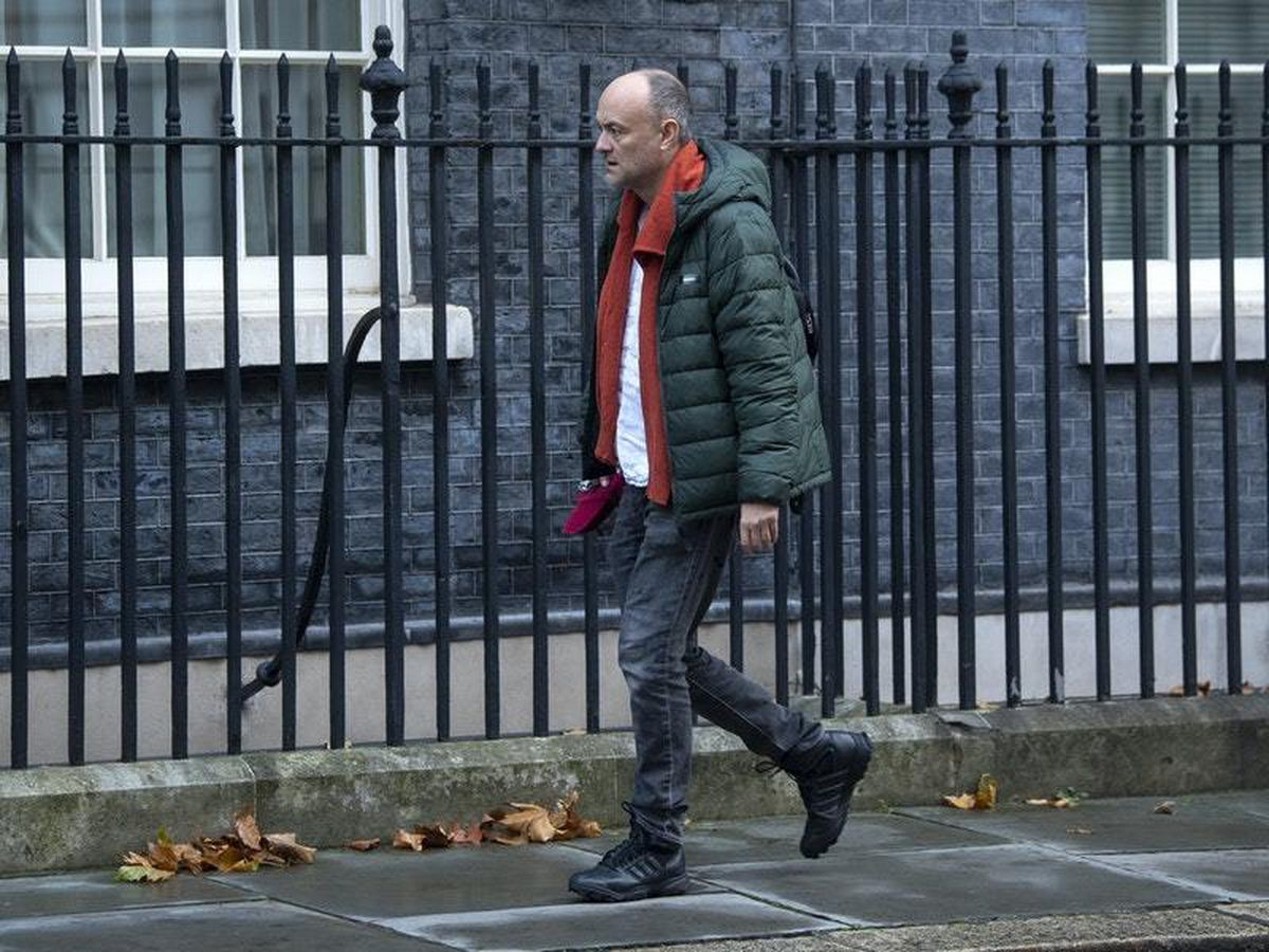 No 10 defends £45,000 pay rise for 'most important' adviser Dominic Cummings