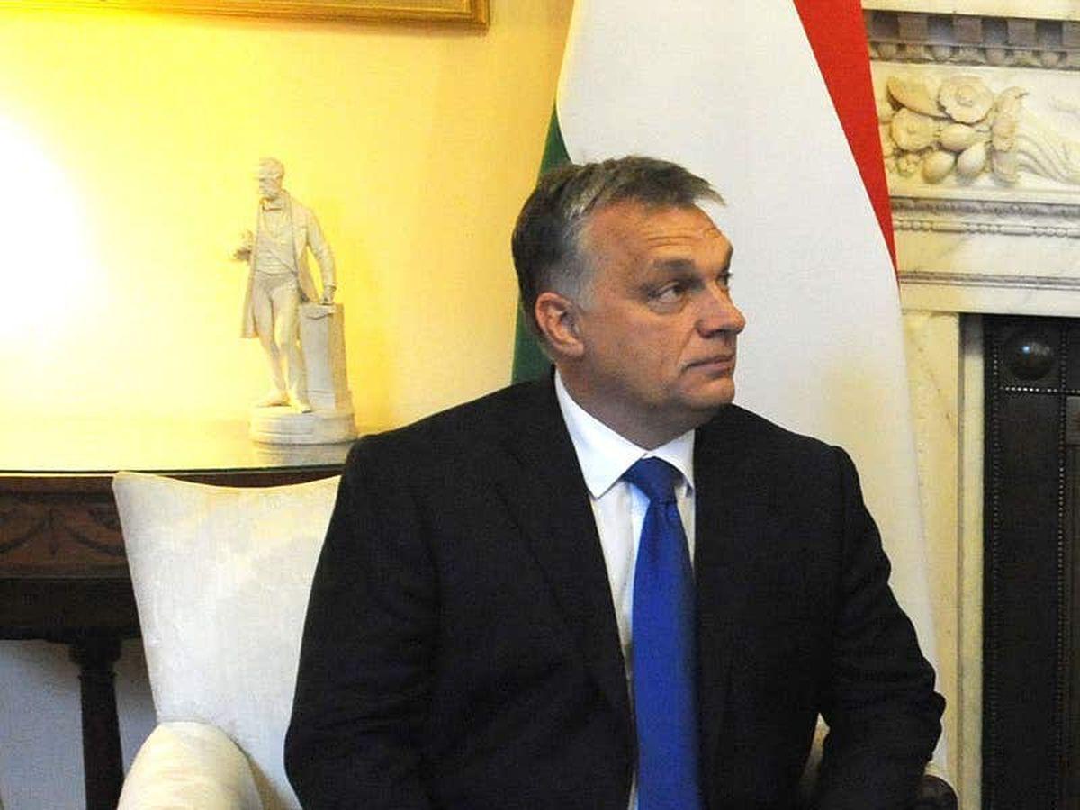 Hungary prime minister Viktor Orban criticises Republic squad over knee gesture