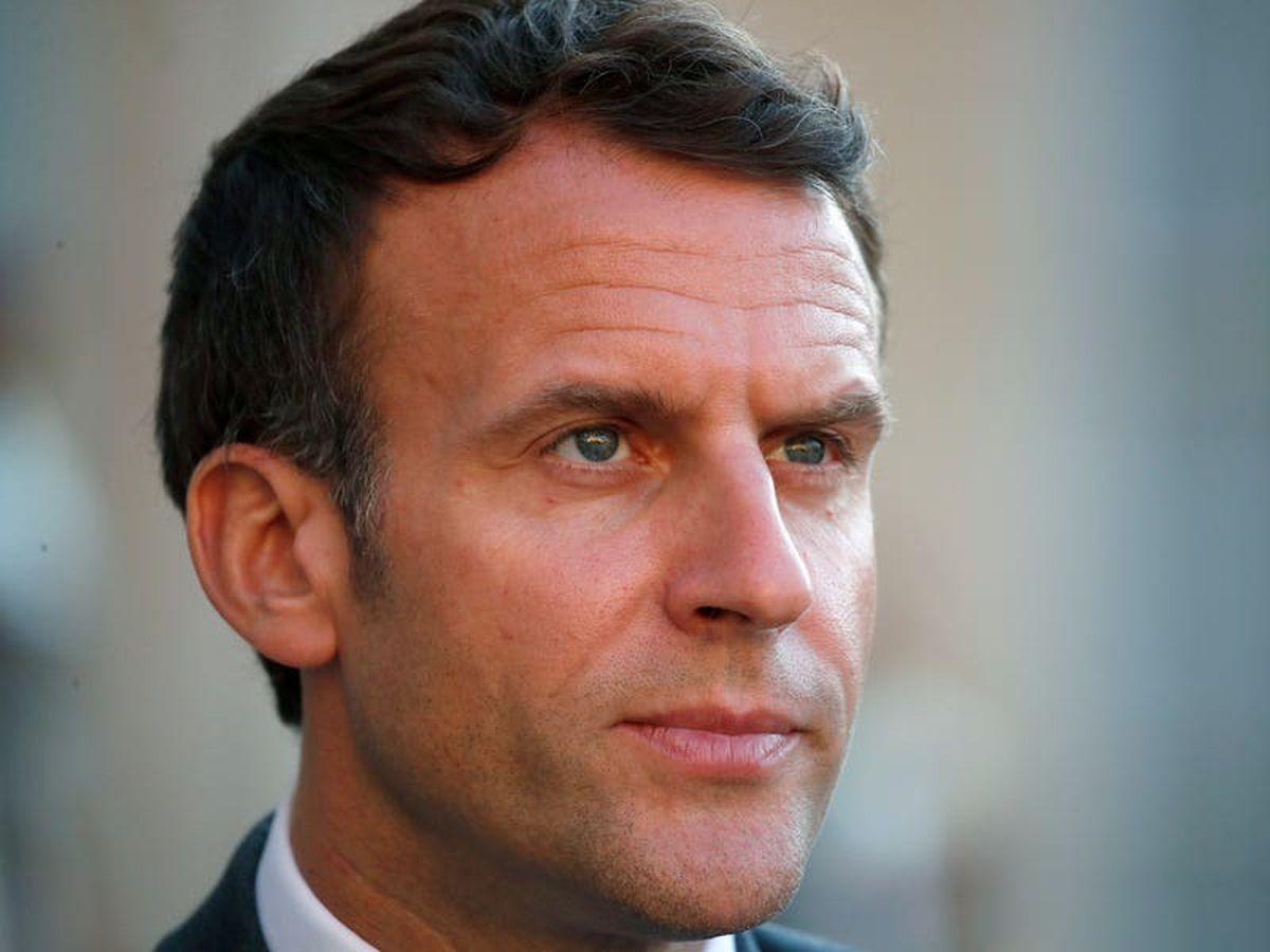 Man who slapped Emmanuel Macron jailed for four months