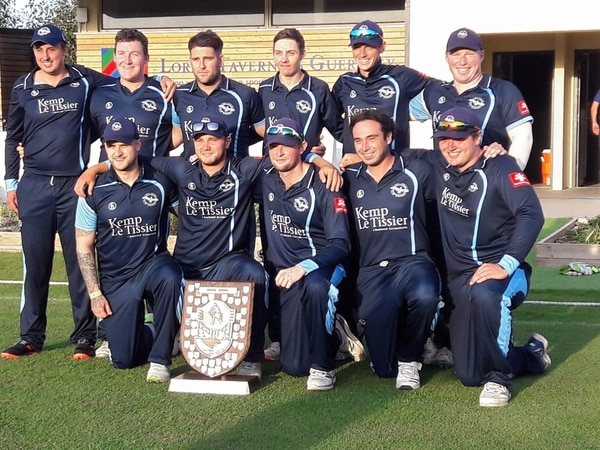Champions Cobo delighted to retain the Rozel Shield