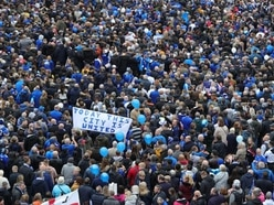 What Leicester's 5000-1 walk in honour of helicopter crash victims meant to fans