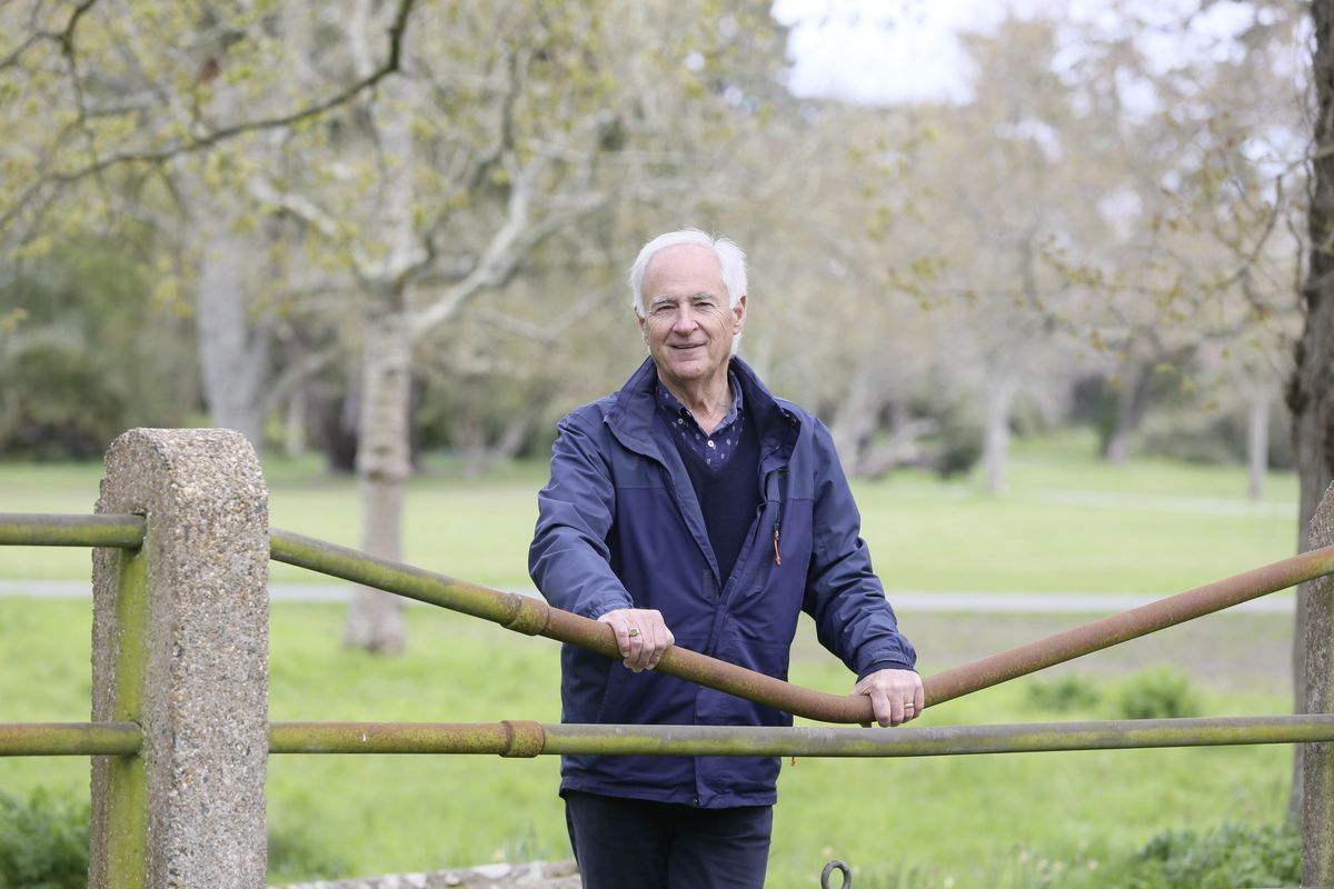 National Trust president Tony Spruce said Le Viaer Marchi was the trust's biggest individual fundraiser but losses should be roughly levelled by lower set-up costs of its smaller alternative, to be held on 17 and 18 July at the Folk & Costume Museum. (Picture by Adrian Miller, 29411079)
