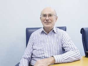 Stephen Ainsworth, chairman-elect of the Guernsey Arts Commission. (Picture by Adrian Miller, 28967023)