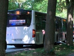 Man armed with kitchen knife attacks German bus passengers