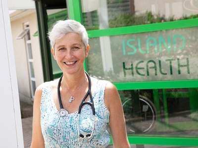 Pride of Guernsey: Dr Louise Brook