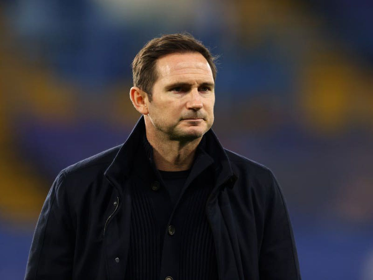 Frank Lampard says it will be hard to stop players celebrating goals together