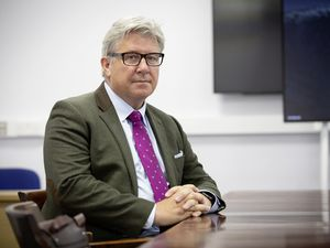 Deputy Mark Helyar, Treasury lead for Policy & Resources, has discussed the G7 decision with his counterparts in Jersey and the Isle of Man. (Picture by Peter Frankland, 29633687)