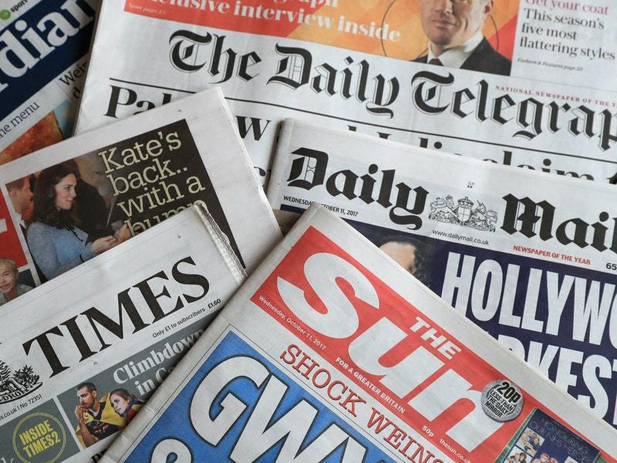 What the papers say – December 31